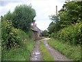 SO5788 : Earnstrey Hall by Geoff Pick