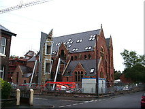 SD8203 : Heaton Park Congregational Church, Prestwich by Alexander P Kapp
