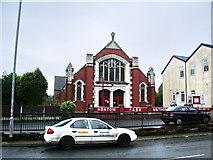 SD8203 : Heaton Park Methodist Church, Prestwich by Alexander P Kapp