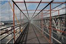 J3373 : The Westlink, Belfast (2) by Albert Bridge