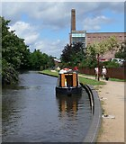 SO8276 : Staffordshire & Worcestershire Canal by Mat Fascione