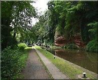 SO8275 : Caldwall Lock by Mat Fascione