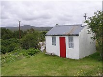 B7710 : Wee house at Dungloe by Kenneth  Allen