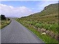 B9312 : Road at Glenveagh by Kenneth  Allen