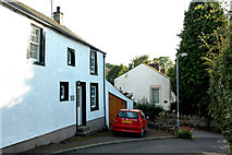 NY0830 : Some of the older houses in High Brigham by Phil Davies