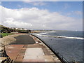 NZ3672 : Paddling Pool Area - Whitley Bay from South by R J McNaughton