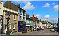 SU1093 : A view along Cricklade High Street by Brian Robert Marshall