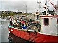 B8833 : Magheraroarty Pier by Kay Atherton