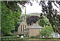NY6949 : Church of the Holy Paraclete, Kirkhaugh by Helen Wilkinson