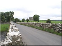 N8659 : Bective Bridge looking towards Bective Abbey by JP