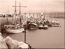 SC2484 : Peel Harbour by Barry Daniels