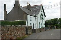 SH3434 : Capel a Thŷ Capel Bethel Penrhos Chapel and Chapel House by Alan Fryer