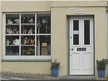 SW9980 : The Old Drug Store, Port  Isaac by Robin Drayton