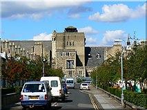 SU1484 : A view along Bathampton Street, Railway Village, Swindon by Brian Robert Marshall
