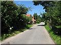 TG2137 : Back Lane, Roughton by Evelyn Simak