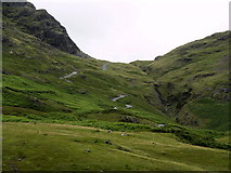NY2201 : Hardknott Pass West by Andy Beecroft