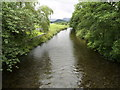 NY1525 : The River Cocker at Low Lorton by Andy Beecroft