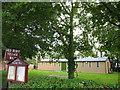 TL3076 : Old Hurst - the village hall. by Steven Godby