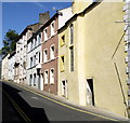 NY1230 : Colourful Cockermouth Houses by Andy Beecroft