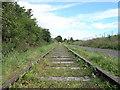 NZ2858 : Railway Track. Eighton Banks. by Donald Brydon