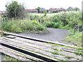 NZ2858 : Track to Springwell Village. by Donald Brydon