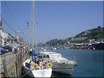 SX2553 : West Looe by Dieter Hoegerle