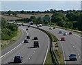 SK4809 : M1 Motorway by Mat Fascione