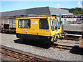 SN5881 : Vale of Rheidol Railway Engineers' Vehicle by John Lucas