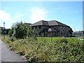 SN5881 : Aberystwyth Police Station by John Lucas