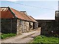 NZ7615 : Farm buildings, Roxby by Stephen McCulloch