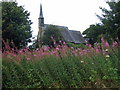 SN1637 : Llanfair Nant Gwyn church of St Mary by ceridwen