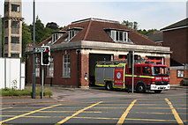 TQ3060 : Purley Fire Station by Dr Neil Clifton