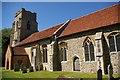 TL9650 : St Mary the Virgin, Kettlebaston by Fractal Angel