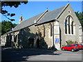 TQ7668 : The Garrison Church of Saint Barbara, Maxwell Road, Brompton (1) by Danny P Robinson