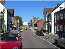 TQ7668 : Garden Street, Brompton (1) by Danny P Robinson