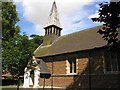 SE8715 : All Saints Church, Flixborough by George Robinson