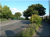 TQ7668 : Brompton Road, Gillingham by Danny P Robinson