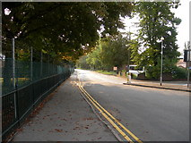 TQ7668 : Prince Arthur Road, Brompton by Danny P Robinson
