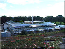 NJ9304 : Winter Gardens by Stanley Howe