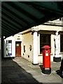 SO9421 : Penfold Victorian pillar box, Montpellier Walk, Cheltenham by Brian Robert Marshall