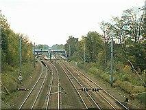 TL1314 : Harpenden Railway Line by Gary Fellows