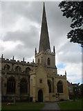 ST8558 : St James Parish Church by Andrew Davis