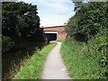 SK0506 : A5 Bridge, Anglesey Branch Canal by Geoff Pick