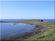 NG2260 : Ardmore Bay, Waternish, Skye. by Uilleam Donnachaidh