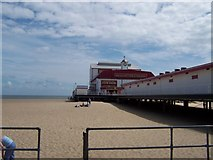 TG5307 : The Pier At Great Yarmouth by margaret carter