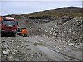G6388 : Quarry near Crockuna Mountain by Dennis Reynolds