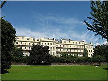 SJ3688 : Princes Park Mansions by Sue Adair
