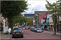 J3372 : Botanic  Avenue, Belfast by Albert Bridge