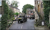SD9906 : Yanks are back in Saddleworth by Paul Anderson