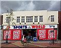 SE8911 : Sports World, High Street, Scunthorpe by David Wright